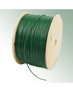 Tying tube 'jumbo roll' 3 mm green 1300 m