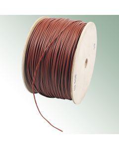 Tying tube 'jumbo roll' 4 mm brown 800 m