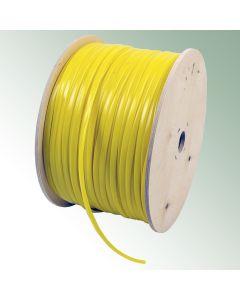 Tying tube 'jumbo roll' 8 mm yellow 400 m