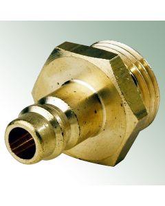 Plug Nipple (Pressurised) ½'' Male Thread