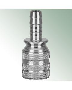 WaterProfi Hose Tail Connector ½'' x Coupling