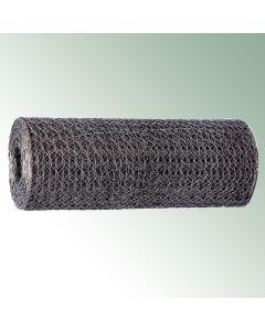 Hexagonal wire netting 50 x 0,9 x 1500 mm / 50 m Galvanised