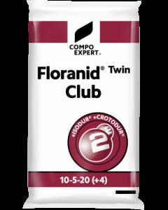 Floranid® Twin Club 10-5-20(+4) 25kg