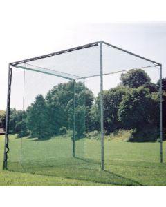 Single Practice Bay Net c/w Baffle - 1.5mtr x 1.5mtr