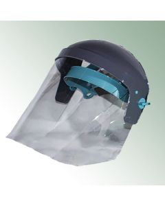 Headguard & Clear Visor